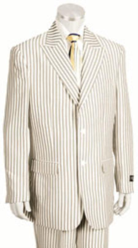 Button Jacket Pleated Pants