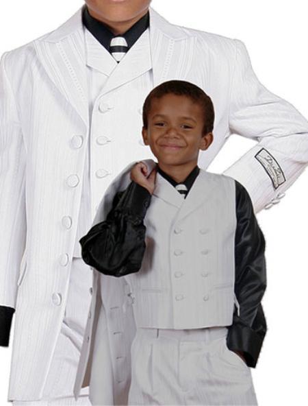 SKU#KA 6600 Boys suits $85
