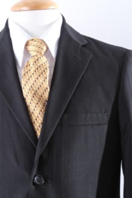 SKU#KA2100 Two Button Boy Dress Suit $100