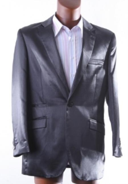 SKU#KA4401 Mens Young Generation One Button Jacket $89
