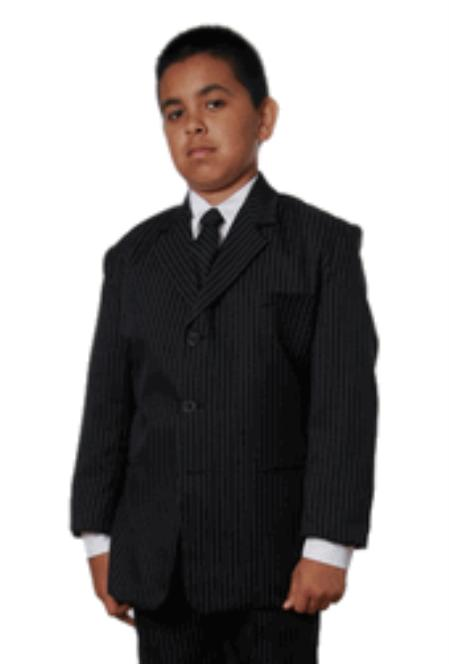 SKU#KA7868 Boys 3 Piece Fashion Designer Suit $79