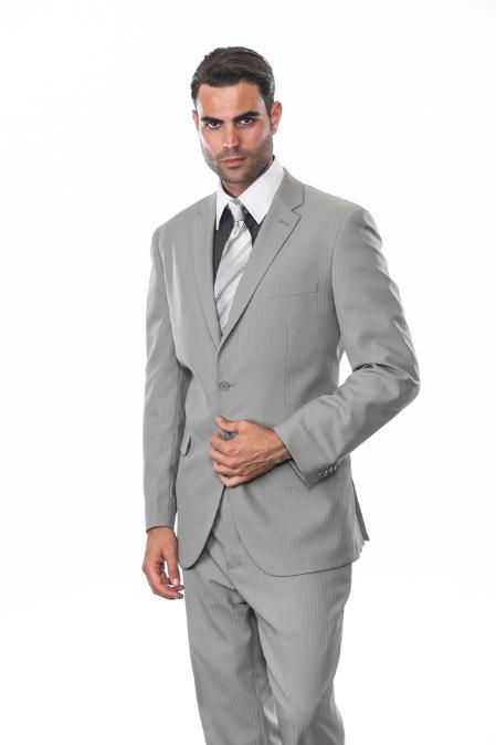 2 Button Super's Extra Fine Suit