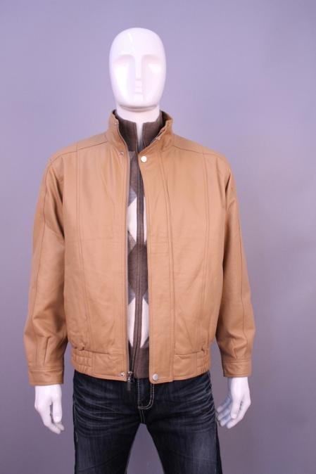 SKU#GS5899 Jackets & Outwear Beige $159