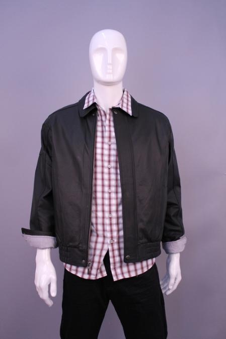 SKU#ED8744 Jackets & Outwear Black $159