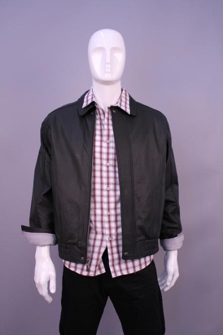 SKU#ED8744 Jackets & Outwear Black $159