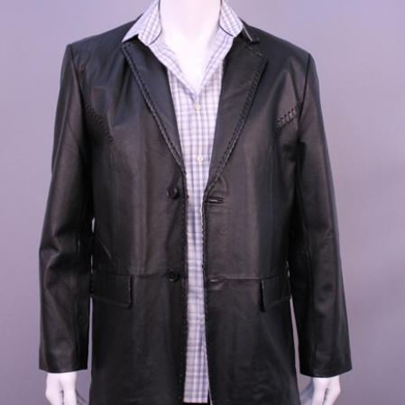 SKU#DI653 Jackets & Outwear Black $159