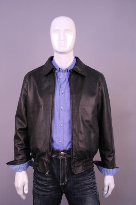 SKU#HN4778 Jackets & Outwear Black $199