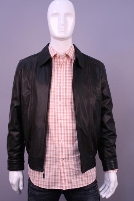 SKU#FS5986 Jackets & Outwear Black $199