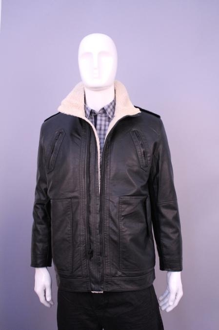 SKU#PK5899 Jackets & Outwear Black $199