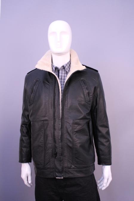SKU#PK5899 Jackets & Outwear Black $199