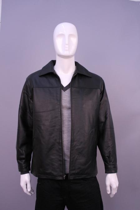 SKU#YI1598 Jackets & Outwear Black $199