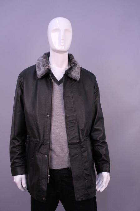 SKU#CA8978 Jackets & Outwear Black $199