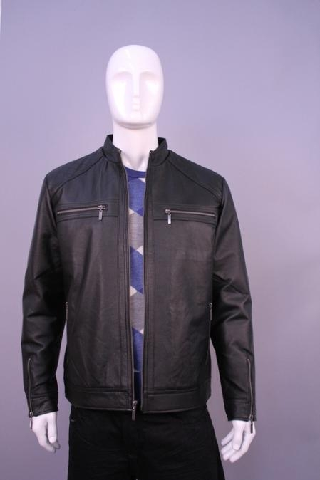 SKU#GN2365 Jackets & Outwear Black $199
