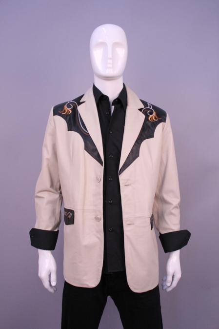 SKU#GJ2899 Jackets & Outwear Bone $159