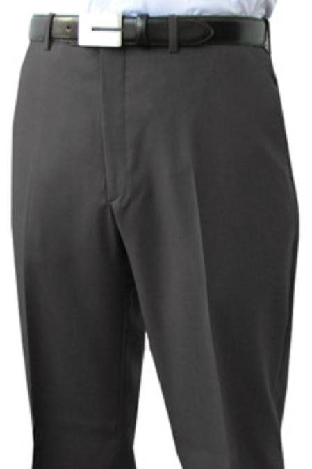 SKU#GFJ312 Cotton Summer Light Weight Flat Front Pant 100% Superfine Cotton Pre-Hemmed $85