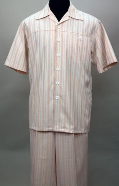 SKU#BT9002 Melon 2 Pc Shirt and Pants Set $99