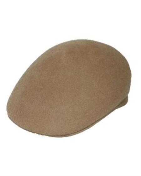 SKU#NG8221 Mens Beige English Cap Hat $49