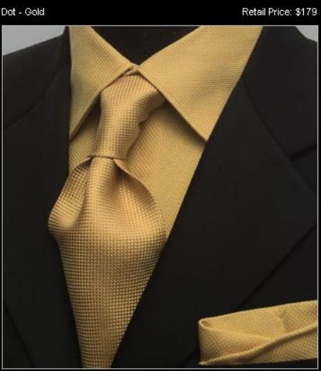 SKU# VL659 premier quality italian fabric Matching Silk Shirt + tie