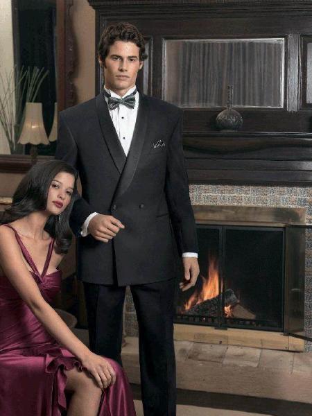 VALENTI~$1800 premier quality italian fabric Design one button Double Breasted shawl collar tuxedo by  Unique designo Valenti $375