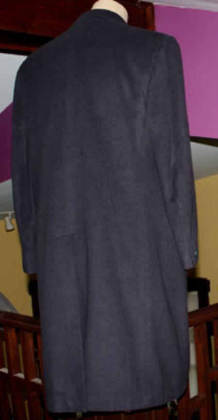Back Of The Overcoat
