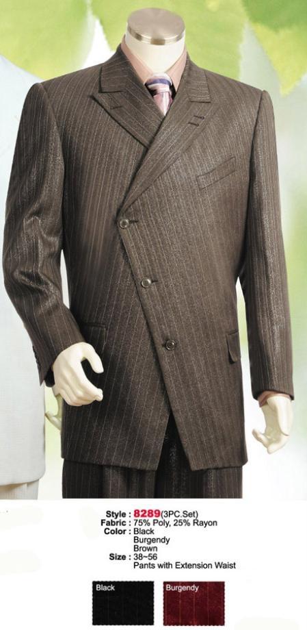 SKU#MU3485 Style comes in Burgundy ~ Maroon ~ Wine Color or Black or Brown $950