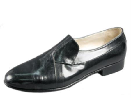 SKU#RA143 The Latest Styles of Mensusa Black Footwear $99