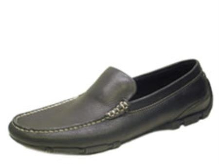 SKU#AX007 The Latest Styles of Mensusa Black Footwear $99