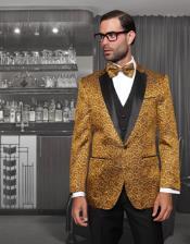 gold tuxedo