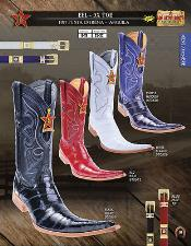 Altos botas tribaleras 9X