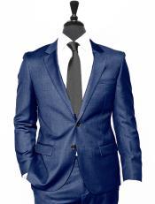 Alberto Nardoni Wool Suit