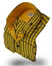 Collar Shirt Stella Yellow