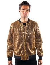 Shiny Sequin blazer