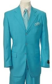 Mens Turquoise ~ Light