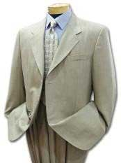 UK98 Mens Khaki Light Tan ~ Beige ~Sand~Stone Available in 2
