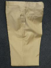 100% WOOL  SUPER 140S Solid ~ plain FRONT PANTS - Cheap Priced Dress Slacks For Men