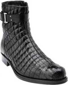 Libero Quilted Leather &