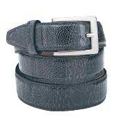 Authentic Genuine Skin Italian Genuine Ostrich Belt