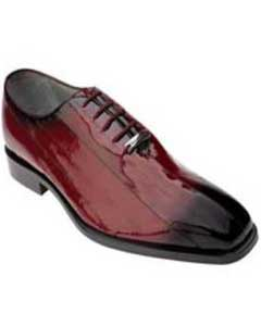 Discount Mens Red Classic & Traditional Dress Shoes at Mens USA