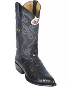 Altos Black All-Over Alligator