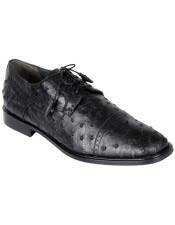 Oxfords Style Black Genuine