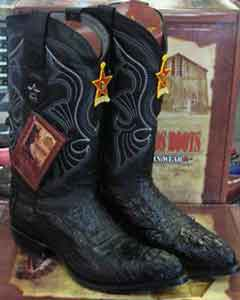 Black Genuine Crocodile ~