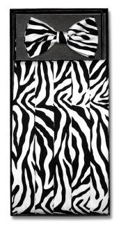 Zebra Skin Design Polyester