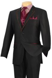 Black Burgundy ~ Maroon