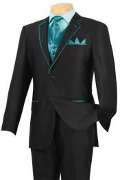 Black Turquoise ~ Aqua