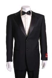 2 Button Wool Tuxedo