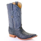 Blue Jean 3X Toe Leather