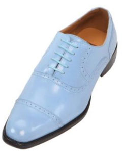 French Blue Oxford Dress