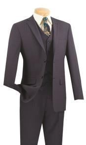 Mens  Slim Fit Suit –