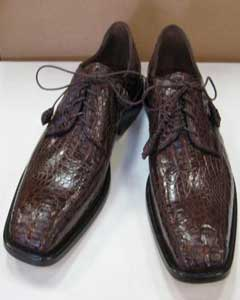 Genuine Authentic Brown caiman