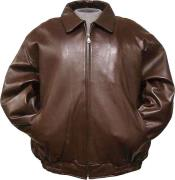 Leather Bomber tanners avenue